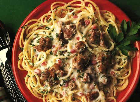 Country Style Spaghetti Recipe