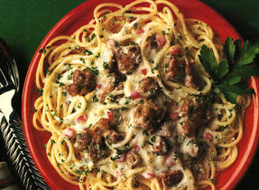 Country Style Spaghetti