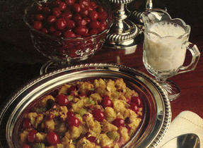 Cranberry Nut Stuffing
