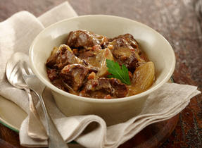 Creamy Beef and Beer Carbonnade