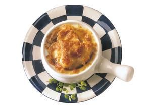 Creamy French Onion Soup