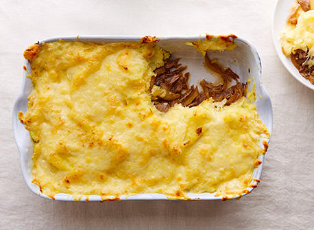 David Vinas' duck confit Parmentier  Recipe