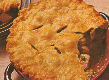 Deep Dish Pork Pie Recipe