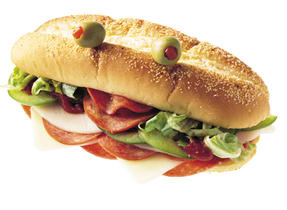 Dive into a Pizza Sub