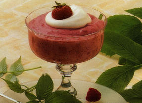 Double Berry Mousse