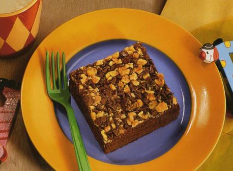 Double Chocolate Fudgey Brownies Recipe