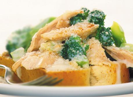 Easy Chicken Divan Recipe