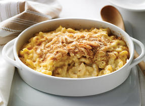 Easy Creamy Mac'n Cheese