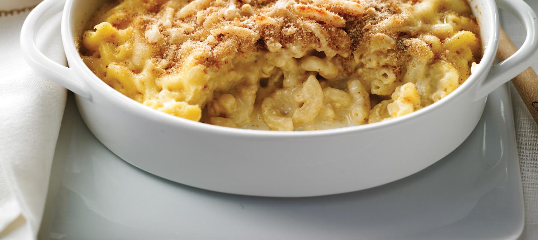 Easy Creamy Mac'n Cheese recipe | Dairy Goodness