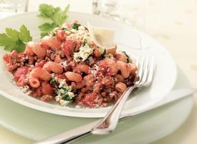 Easy Stove-top Lasagna