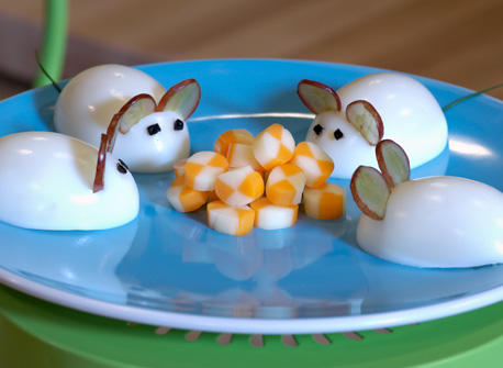 Egg Mice Recipe