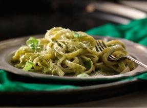 Emerald Isle Pesto Pasta