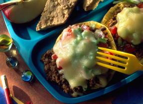 English Muffin Tacos