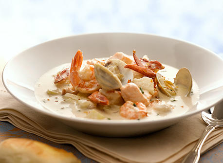 Fairmont Seafood Chowder Recipe