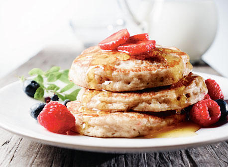 Farm-Favourite Oatmeal Pancakes Recipe