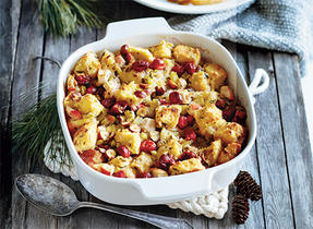 Festive Fruit & Hazelnut Stuffing