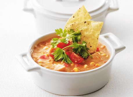 Fiesta Chicken Soup Recipe