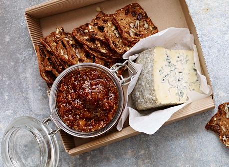 Fig and bacon jam Recipe