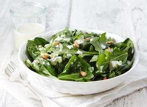 Fresh Cheese Dressing
