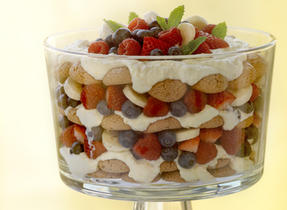 Fresh Ricotta Brunch Trifle