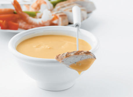 Friday Night Cheese Fondue Recipe
