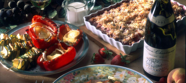 Fruit Crisp recipe | Dairy Goodness