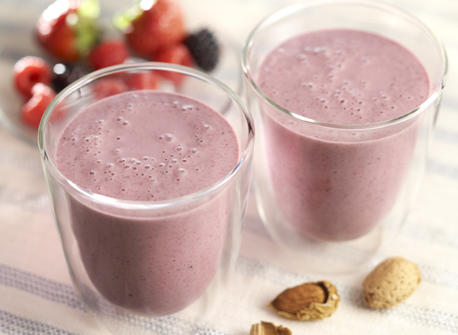 Get up and Go Breakfast Smoothie Recipe