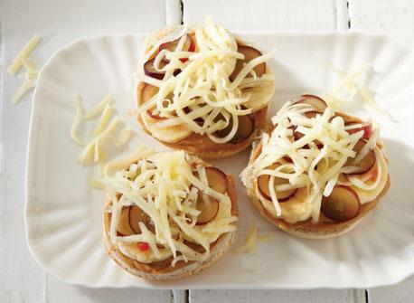 Go Nuts Havarti Pizza Recipe
