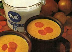 Golden Carrot Soup