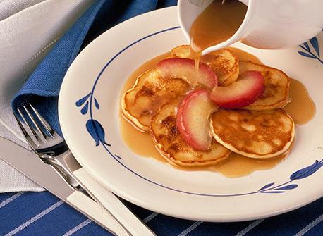 Golden Penny Pancakes Recipe