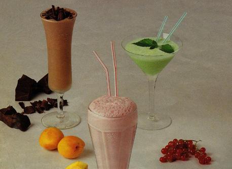Great Shakes : How to Make the Perfect Milkshake Recipe