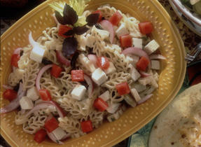 Greek Pasta Salad (2)