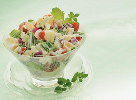 Recipes greek pasta salad