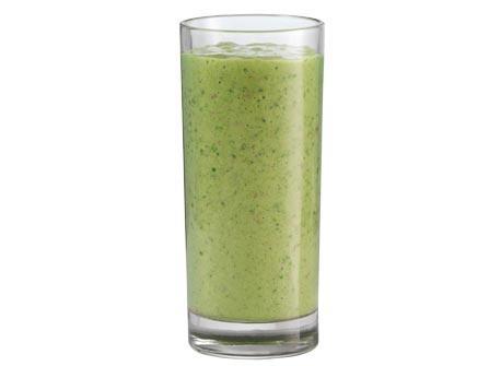 Green Mango Tango Smoothie Recipe