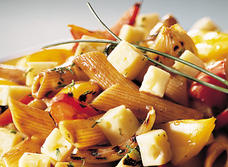 Havarti and Grilled Vegetable Pasta Salad