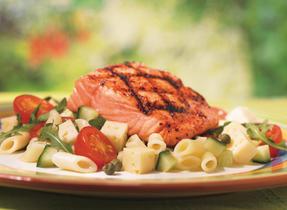 Havarti-Fish Salad