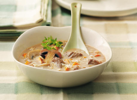 Hearty Beef and Barley Soup Recipe