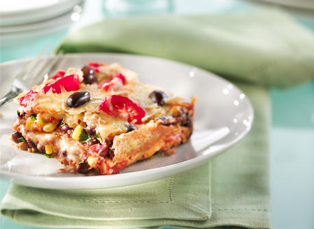 Hearty Tex-Mex Bake Recipe
