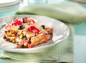 Hearty Tex-Mex Bake