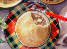 Holiday Pot Pie