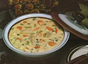 Home-Style Chicken Stew