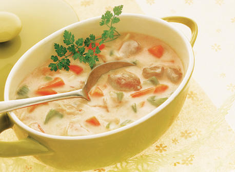 Homemade Turkey and Rice Soup Recipe