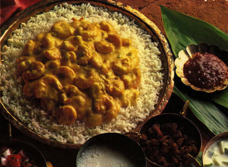 Indian Shrimp Curry Recipe