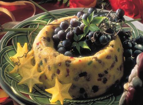 italian christmas pudding pudding natalizio recipe - Italian Christmas Recipes