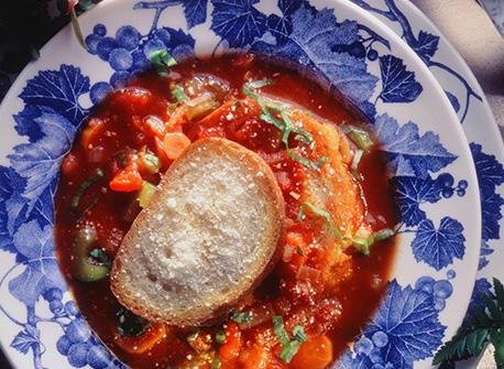 Italian Tomato Soup Italian Tomato And Vegetable