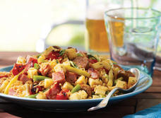 Jack jambalaya on the grill recipe