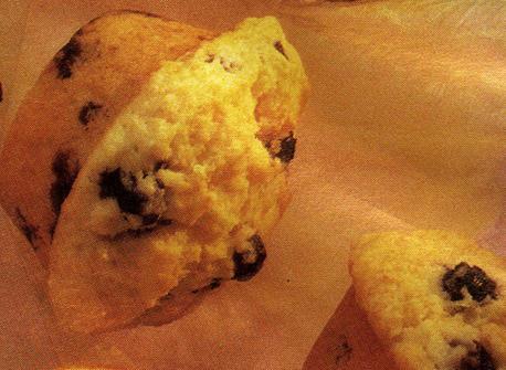 Lemon Blueberry Muffins Recipe