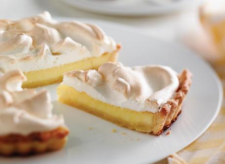 Lemon Meringue Tart Recipe