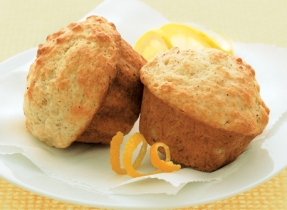 Light and Lemony Muffins