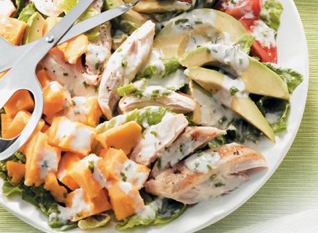 Light & Fresh Cobb Salad Recipe